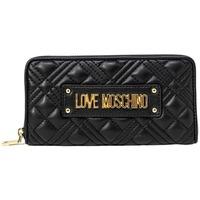 Borse Donna Portafogli Love Moschino JC5600PP1C Nero