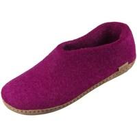 Scarpe Donna Pantofole Glerups DK Shoe Bordeaux