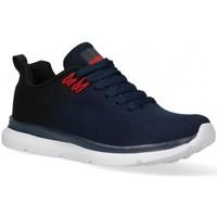 Scarpe Uomo Sneakers basse Air 58848 Blu