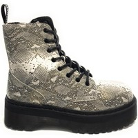 Scarpe Donna Sneakers alte Gold&gold ANFIBIO