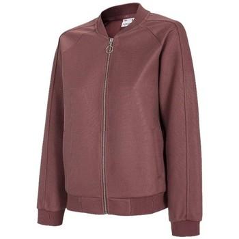 Abbigliamento Donna Felpe 4F BLD021 Carminio
