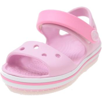 Scarpe Bambina Sandali Crocs CROCBAND ROSA