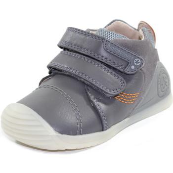 Scarpe Bambino Sneakers basse Biomecanics BIOGATEO GRIGIO