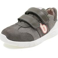 Scarpe Bambina Sneakers basse Biomecanics BIOEVOLUTION GRIGIO