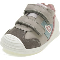 Scarpe Bambina Sneakers basse Biomecanics BIOGATEO GRIGIO