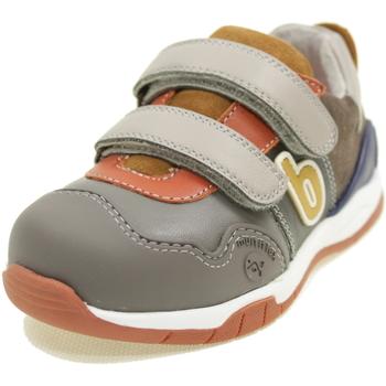 Scarpe Bambino Sneakers basse Biomecanics BIOEVOLUTION GRIGIO