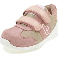 Scarpe Bambina Sneakers basse Biomecanics BIOEVOLUTION ROSA