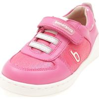 Scarpe Bambina Sneakers basse Biomecanics BIOEVOLUTION FUXIA