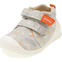 Scarpe Bambino Sneakers basse Biomecanics BIOGATEO CANVAS GRIGIO