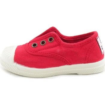 Scarpe Bambino Sneakers basse Natural World 470 ROSSO