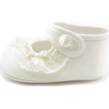 Scarpe Bambina Scarpette neonato Ambarabà SF2504 BIANCO