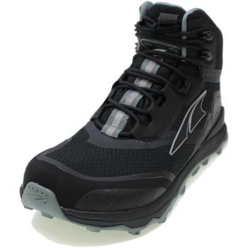 Scarpe Donna Sneakers alte Altra LONE PEAK ALL WEATHER MID W NERO