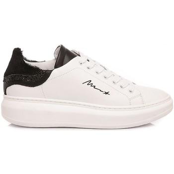Scarpe Donna Sneakers basse Meline Méliné Sneakers Donna NO1606 bianco, nero