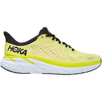 Scarpe Uomo Running / Trail Hoka one one CLIFTON 8 MEN'S Yellow