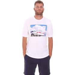 Abbigliamento Uomo T-shirt maniche corte Sseinse TE1825SS Bianco