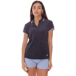 Abbigliamento Donna Polo maniche corte Colmar 8733 2TQ Blu