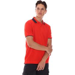 Abbigliamento Uomo Polo maniche corte Invicta 4452240/U Rosso