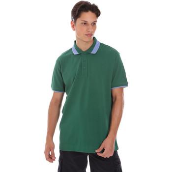 Abbigliamento Uomo Polo maniche corte Invicta 4452240/U Verde