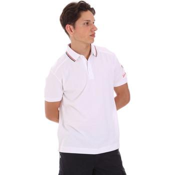 Abbigliamento Uomo Polo maniche corte Invicta 4452241/U Bianco