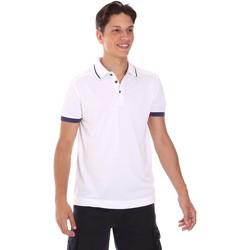Abbigliamento Uomo Polo maniche corte Invicta 4452253/U Bianco