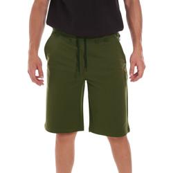 Abbigliamento Uomo Shorts / Bermuda Ciesse Piumini 215CPMP71415 C4410X Verde