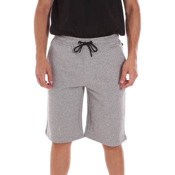 Abbigliamento Uomo Shorts / Bermuda Ciesse Piumini 215CPMP71415 C4410X Grigio