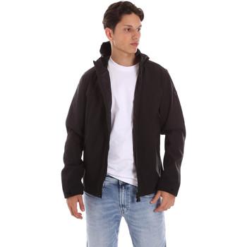 Abbigliamento Uomo Giubbotti Ciesse Piumini 215CPMJ31396 P7B23X Nero