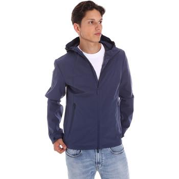 Abbigliamento Uomo Giacche Ciesse Piumini 215CPMJ31396 P7B23X Blu