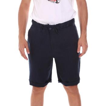Abbigliamento Uomo Shorts / Bermuda Sseinse PB737SS Blu
