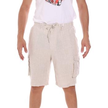 Abbigliamento Uomo Shorts / Bermuda Sseinse PB756SS Beige