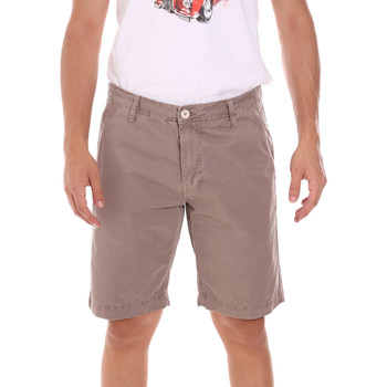 Abbigliamento Uomo Shorts / Bermuda Gaudi 111GU25043WH Beige