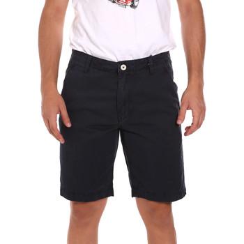 Abbigliamento Uomo Shorts / Bermuda Gaudi 111GU25043WH Blu