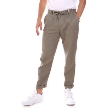 Abbigliamento Uomo Pantaloni Sseinse PSE736SS Beige