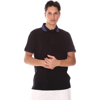 Abbigliamento Uomo Polo maniche corte Invicta 4452240/U Nero