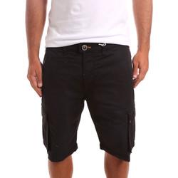 Abbigliamento Uomo Shorts / Bermuda Sseinse PB738SS Nero