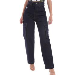 Abbigliamento Uomo Jeans dritti Karl Kani KRCKKMQ12036 Blu