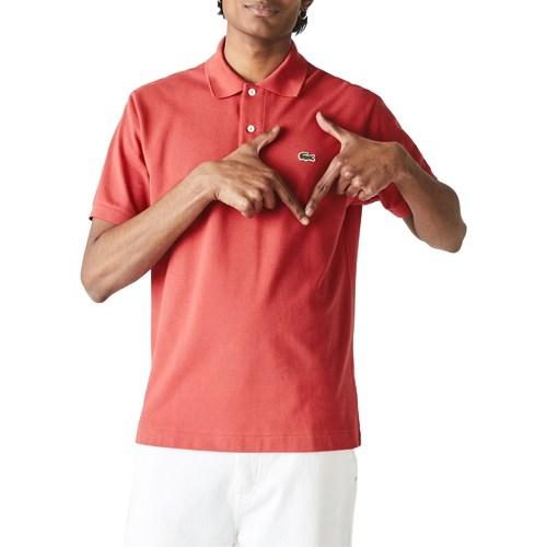 Abbigliamento Uomo Polo maniche corte Lacoste 1212 Multicolore