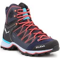 Scarpe Donna Trekking Salewa Ws Mtn Trainer Lite Mid GTX 61360-3989 granatowy