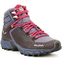 Scarpe Uomo Trekking Salewa Ws Alpenrose 2 Mid GTX 61374-0988 purple