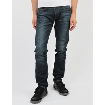 Abbigliamento Uomo Jeans slim Lee Luke L719PZUB granatowy