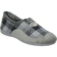 Scarpe Uomo Pantofole Cosdam Z. DE CASA  13685 CABALLERO GRIS Gris