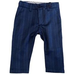 Abbigliamento Uomo Chino Siviglia SVNPT7824  DB Blu
