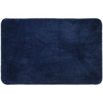 Casa Tappeti Sealskin Tappetino da bagno 60 x 90 cm Blu