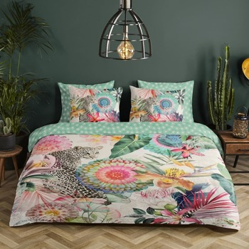 Casa Completo letto Hip Copripiumino 200 x 220 cm Multicolore