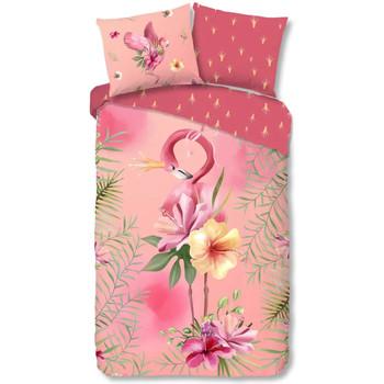 Casa Completo letto Good Morning Copripiumino 140 x 220 cm Rosa