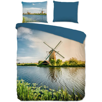 Casa Completo letto Good Morning Copripiumino 155 x 220 cm Multicolore