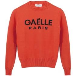 Abbigliamento Donna Maglioni GaËlle Paris Maglione A Maniche Lunghe Rosso Rosso