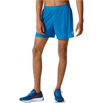 Abbigliamento Uomo Shorts / Bermuda Asics Ventilate 2-N-1 5IN Short Bleu