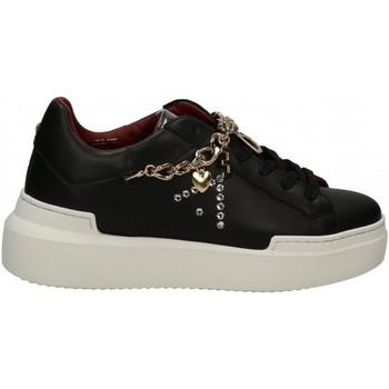 Scarpe Donna Sneakers basse Ed Parrish SARAH LETTER black