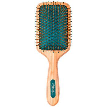 Bellezza Accessori per capelli Agave Healing Oil Nautral Bamboo Paddle Brush